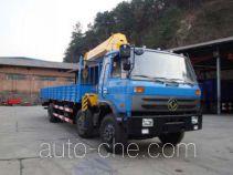 华神牌DFD5250JSQ2型随车起重运输车