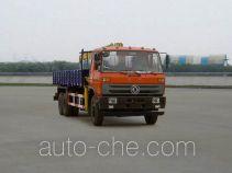 华神牌DFD5251JSQ1型随车起重运输车
