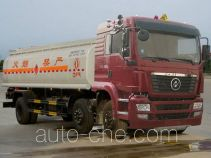 Huashen DFD5258GHY chemical liquid tank truck