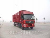 特商牌DFE5200CCQF型仓栅式运输车