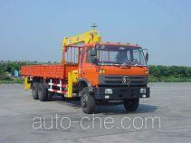 Teshang DFE5258JSQF truck mounted loader crane