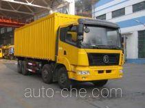 特商牌DFE5310XXYF型厢式运输车