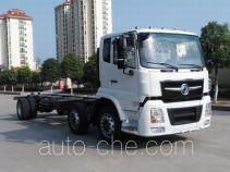 东风牌DFH1250BX型载货汽车底盘