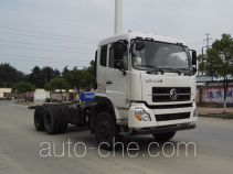 Dongfeng DFH1258AX1V truck chassis