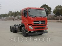 Dongfeng DFH3250A dump truck chassis