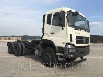 Dongfeng DFH3250A1 dump truck chassis