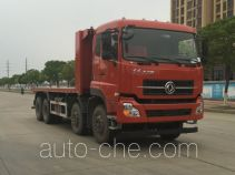 Dongfeng flatbed dump truck