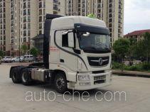 Dongfeng DFH4250CX1 dangerous goods transport tractor unit