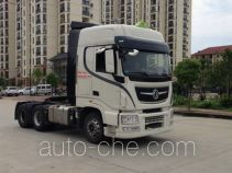 Dongfeng DFH4250CX1 dangerous goods transport tractor unit