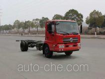 东风牌DFH5100XXYB1型厢式运输车底盘