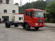 东风牌DFH5110XXYBX1V型厢式运输车底盘