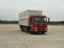 Dongfeng DFH5160XRQBX1JV flammable gas transport van truck