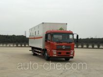 Dongfeng DFH5160XRQBX2JV flammable gas transport van truck