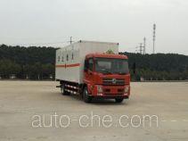 东风牌DFH5160XRYBX2JV型易燃液体厢式运输车