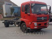 东风牌DFH5160XXYBX2V型厢式运输车底盘