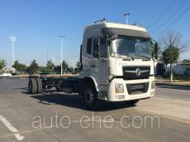 Dongfeng DFH5180XXYAX1 van truck chassis