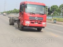 东风牌DFH5180XXYBX2JV型厢式运输车底盘