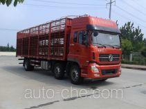 东风牌DFH5250CCQAXV型畜禽运输车