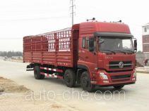 东风牌DFH5250CCYAXV型仓栅式运输车