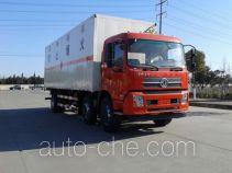 东风牌DFH5250XRYBXV型易燃液体厢式运输车