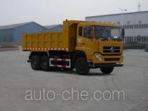 东风牌DFL3258A10型自卸汽车