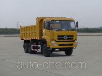 东风牌DFL3258A7型自卸汽车
