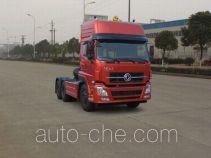 Dongfeng DFL4251A16 dangerous goods transport tractor unit