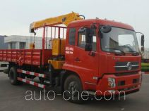 Dongfeng DFL5120JSQBX13A truck mounted loader crane
