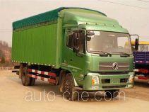 Dongfeng DFL5120XXBBX soft top box van truck