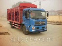 东风牌DFL5160CCQBX5A型畜禽运输车