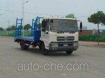 东风牌DFL5160TPBX18型平板运输车