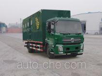 东风牌DFL5160XYZBX2V型邮政车