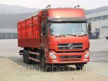 Dongfeng DFL5250CCQA12 грузовик с решетчатым тент-каркасом