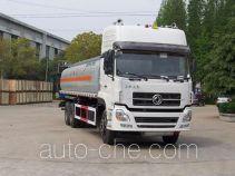 Dongfeng DFL5250GHYA12 chemical liquid tank truck