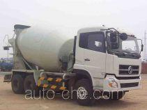 东风牌DFL5251GJBA型混凝土搅拌运输车