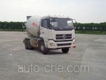 东风牌DFL5251GJBA1型混凝土搅拌运输车