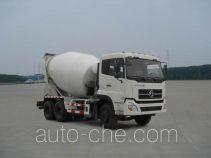 东风牌DFL5251GJBA5型混凝土搅拌运输车