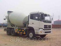 东风牌DFL5251GJBAX型混凝土搅拌运输车