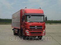 东风牌DFL5253CCQAX1C型畜禽运输车