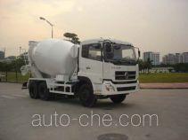 东风牌DFL5253GJBS3型混凝土搅拌运输车