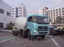 东风牌DFL5310GJBA型混凝土搅拌运输车