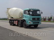 东风牌DFL5310GJBAX型混凝土搅拌运输车