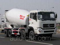 东风牌DFL5310GJBAXA型混凝土搅拌运输车