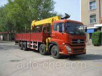 东风牌DFL5311JSQA10型随车起重运输车