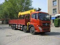 Dongfeng DFL5311JSQA10 truck mounted loader crane