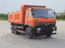 Shenyu DFS3252G4 dump truck