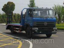 Shenyu DFS5168TPBD flatbed truck