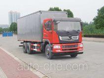 Shenyu DFS5251XXY box van truck
