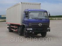 Shenyu DFS5252XXY box van truck