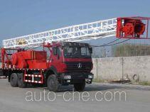 Jinshi DFX5250TXJ250 well-workover rig truck